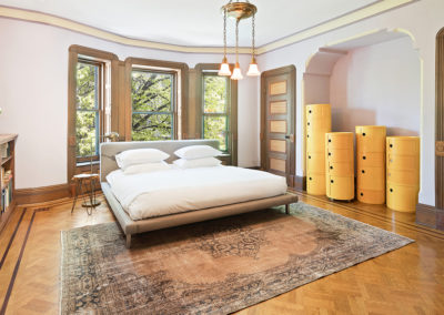 Brooklyn Townhouse – Bedroom