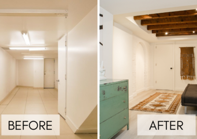 Before + After – BK Subfloor