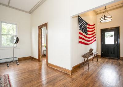 Catskills Dancehall – American flag